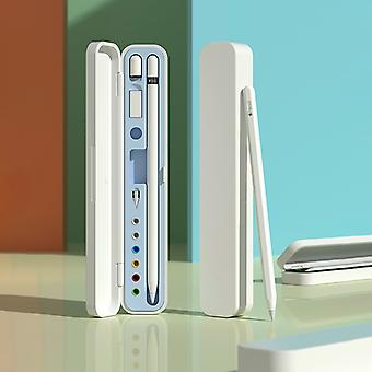 Für Apple Pencil 2 Fall für Apple Pencil 1nd Gen Aufbewahrung Box Touch Tablet Pen Zubehör Portable Hard Cover Reisetasche