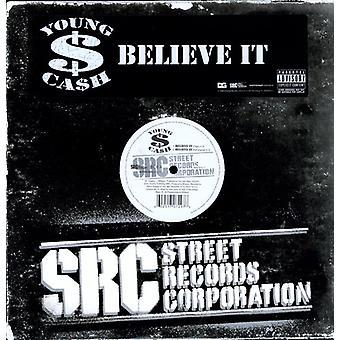 Young Cash - Believe It [Vinyl] USA import