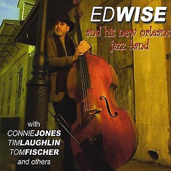 Ed Wise - importation USA Ed sage et son New Orleans Jazz Band [CD]