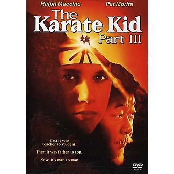 Karate Kid 3 [DVD] USA importar