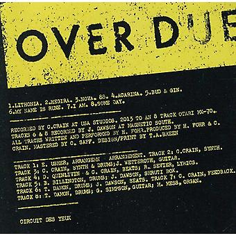 Circuit Des Yeux - Overdue [CD] USA import