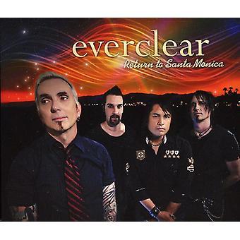 Everclear - retorno à importação EUA Santa Monica [CD]