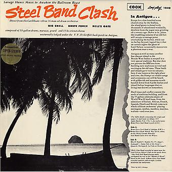 Steel Band Clash - Steel Band Clash [CD] USA import