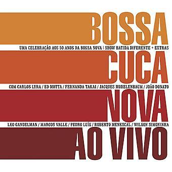 Bossacucanova - importer des USA Ao Vivo [CD]