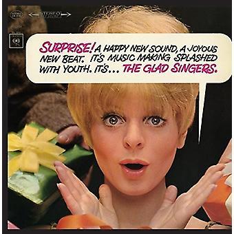 Glad Singers - Surprise [CD] USA import