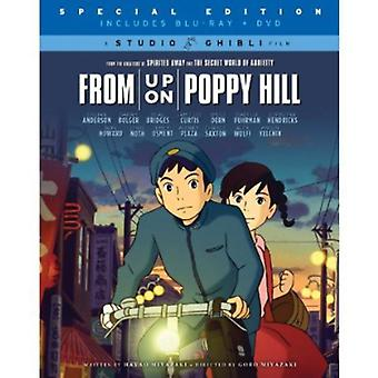 From Up on Poppy Hill [BLU-RAY] USA import