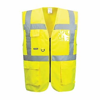 Portwest - HI-Vis Safety Workwear Vest-Port Thermal Waistcoat