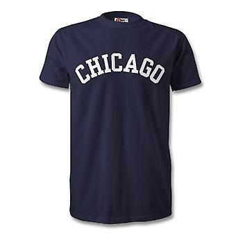 Chicago College Style Kids T-Shirt