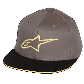 Alpinestars Flexfit Flatbill cap ~ Ageless cărbune
