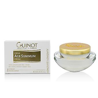 Guinot Creme Age Summum Anti-ageing Immunity Cream For Face - 50ml/1.6oz