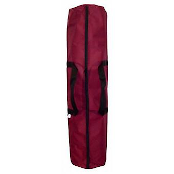Awning Pole Zipped Carry Bag Half Size in waterproof heavy duty canvas material
