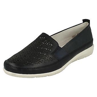 Las señoras retan Casual Zapatos planos D1922