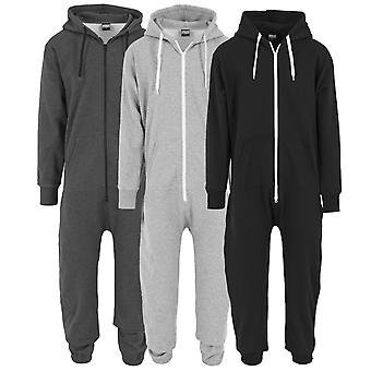 Urban classics - SWEAT jumpsuit jumpsuit jogging suit