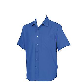Hombres de Henbury absorbe la camisa de manga corta antibacteriano