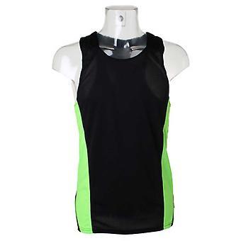 GameGear Mens Cooltex Sports Sleeveless Vest Top