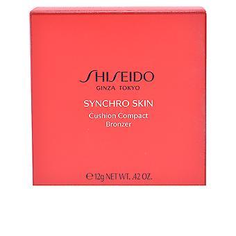 Shiseido Synchro pelle cuscino compatto Bronzer 12ml per le donne