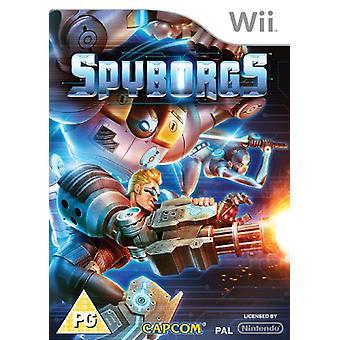 Spyborgs (Wii)-in de fabriek verzegeld
