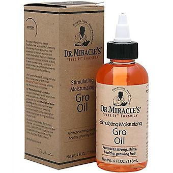 Dr. Miracle's stimuleren hydraterende olie van de Gro 4oz