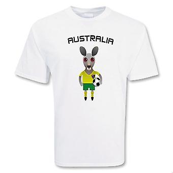 Австралия талисман футбол футболку