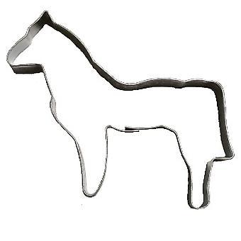 Galletas de cortador de galleta de caballo 1 pedazo fiesta de cumpleaños del tema de la forma