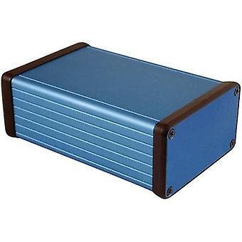 Hammond elektroniki 1455K1201BU obudowa uniwersalna 120 x 78 x 43 Aluminium niebieski 1 szt.