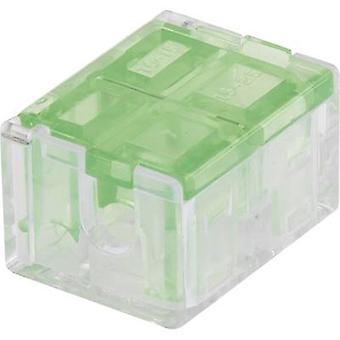1282784 Kern-Anschluss flexibel: 1-2,5 mm ² Starr: 1-2,5 mm ² Polzahl: 3 1 PC Green