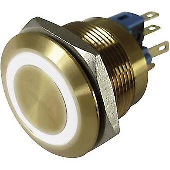 مكونات ترو GQ22-11E/W/12 فولت/G V التزوير pushbutton 250 AC 1 3 x Off/(On) IP65 1 لحظة pc(s)