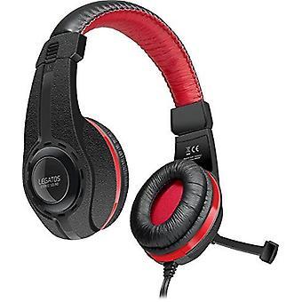 SPEEDLINK Stereo Gaming Headset cu microfon pentru PlayStation 4-negru