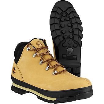 Timberland Herre Splitrock PRO snøre læder arbejde sikkerhed Boot
