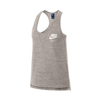 Nike W Nsw Gym Vntg Tank 883735140 Training Sommer Frauen T-shirt
