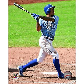Adalberto Mondesi 2018 Action Photo Print