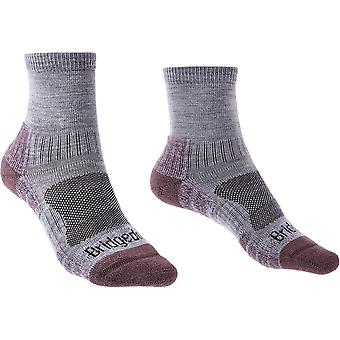 Bridgedale Womens Hike Lightweight Merino Wool Ankle Socks