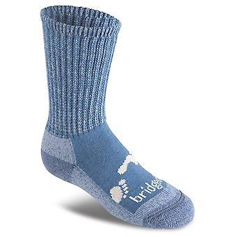 Bridgedale Boys & Girls WoolFusion Trekker Durable Socks