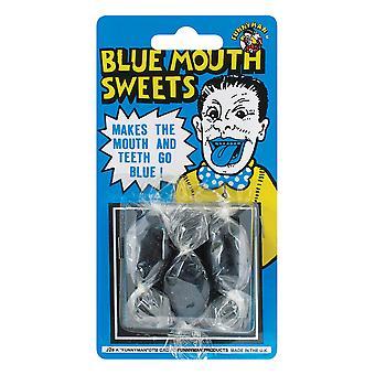 حلويات الفم الأزرق بنوف، حزمة من 3