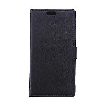 Huawei P8 Plånboksfodral SVART