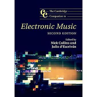 The Cambridge Companion to Electronic Music door Nick Collins - 9781107