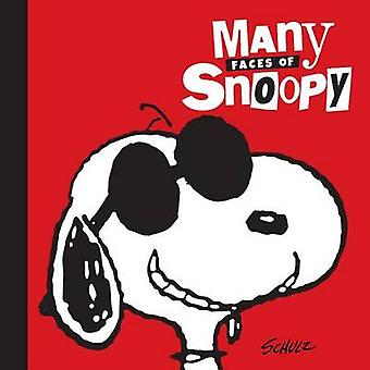 Many Faces of Snoopy by Charles M. Schulz - 9781449478889 Book