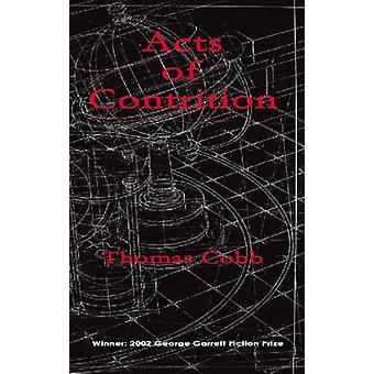 Akter av ånger av Thomas Cobb - 9781881515593 bok
