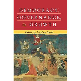 Democracy - Governance and Growth by Stephen Knack - 9780472068234 Bo