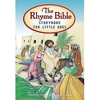 Het rijm Bijbel Storybook voor kleintjes