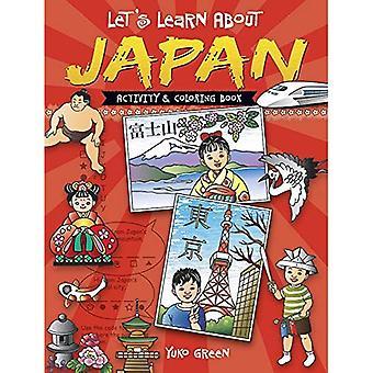 Lassen Sie uns erfahren Sie mehr über JAPAN Col Bk (Dover Aktivität Kinderbücher)