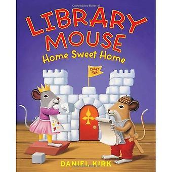 Bibliotheek muis