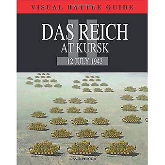 Das Reich Division At Kursk