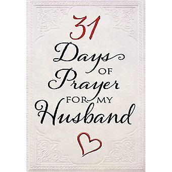 31 dagen van gebed voor mijn man