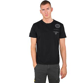 Alpha Industries férfi T-shirt Air Crew