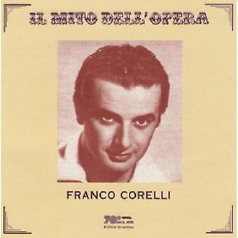 Franco Corelli - Il Mito Dell'Opera [CD] USA import
