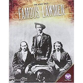 Famous Lawmen by Bonnie Hinman - 9781680782554 Book