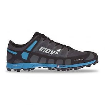 Inov8 X-Talon 230 Mens Precision Fit Fell Running Shoes Grey/blau