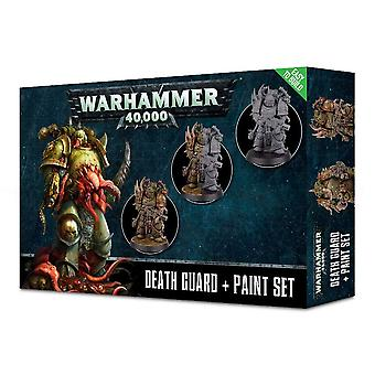 Spel workshop-Warhammer ålder av Sigmar-Nighthaunt + måla set