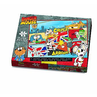Danger Mouse 1000 Piece Puzzle - Cripes